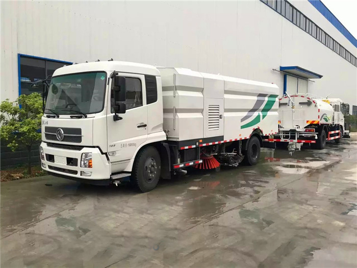 东风天锦 |16吨洗扫车
